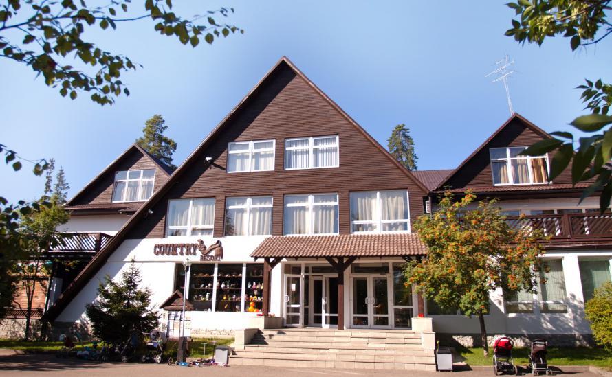 Загородный отели