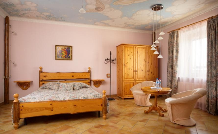 Номер JUNIOR SUITE в отеле HELIOPARK Suzdal