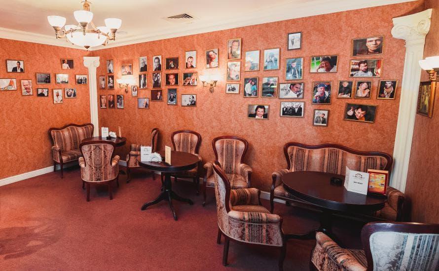 Уютный Лобби Бар в отеле HELIOPARK Residence