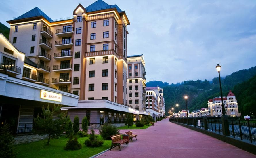 Апарт-отель Valset Apartments by HELIOPARK, Rosa Khutor