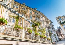 Курортный отель HELIOPARK Bad Hotel zum Hirsch