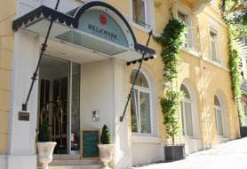 Гостиница HELIOPARK Bad Hotel zum Hirsch в Баден-Баден