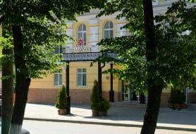 Современный бизнес-отель HELIOPARK Residence